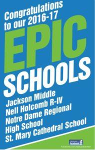 EPIC School 2016-17