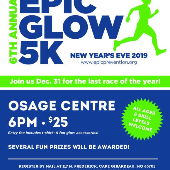 EPIC Glow 5k 2019